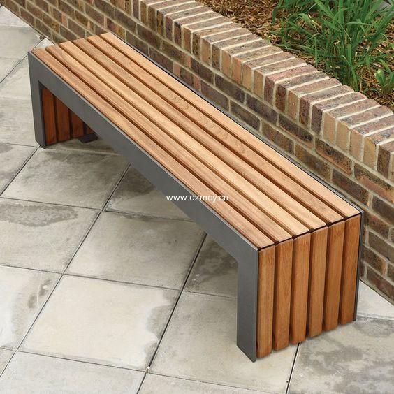 户外公园椅的特点