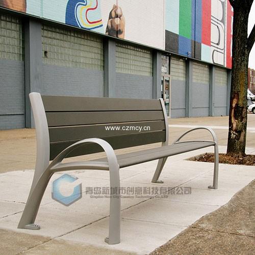 青岛户外公园椅材料使用都有哪些
